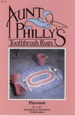 Aunt Philly S Toothbrush Rug